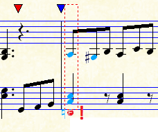 step by step wrong note